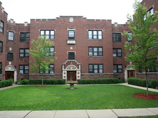 4810 N Linder Ave APT 3B, Chicago, IL 60630