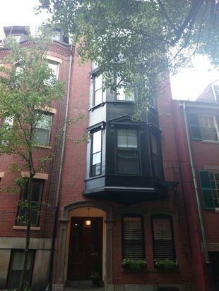 72 Pinckney St APT 3, Boston, MA 02114
