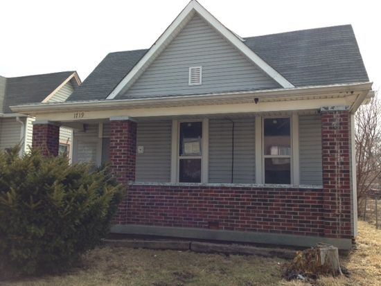 1719 Woodlawn Ave, Indianapolis, IN 46203
