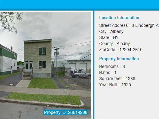 3 Lindbergh Ave, Albany, NY 12204