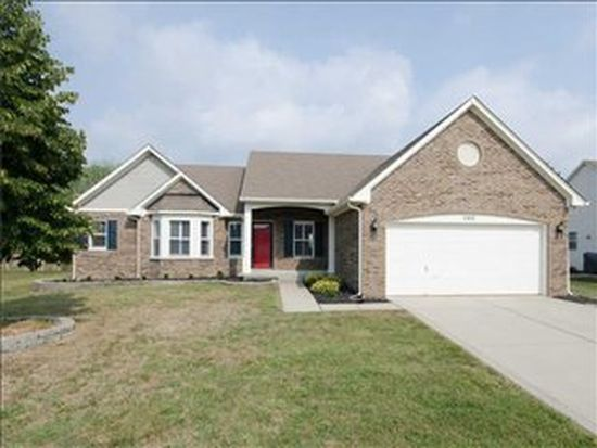 11416 Falling Water Way, Fishers, IN 46037