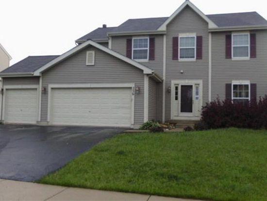 256 Walsh Cir, Yorkville, IL 60560