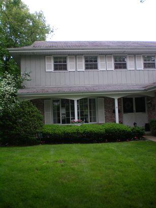 1047 Oak Ct, Flossmoor, IL 60422