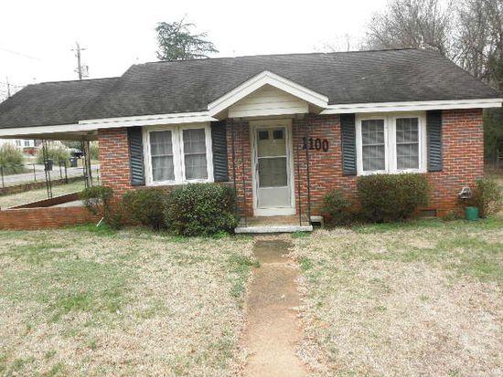 1100 W Mcintosh St, Milledgeville, GA 31061