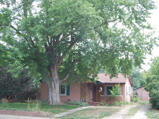 312 N Shields St, Fort Collins, CO 80521