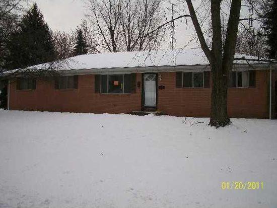 3839 Darewood Dr, Toledo, OH 43623