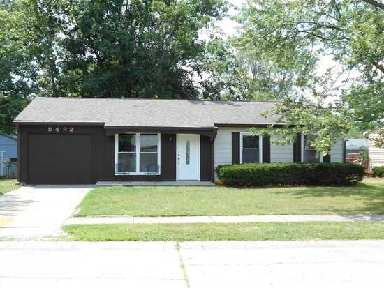 5422 Chisolm Trl, Indianapolis, IN 46237