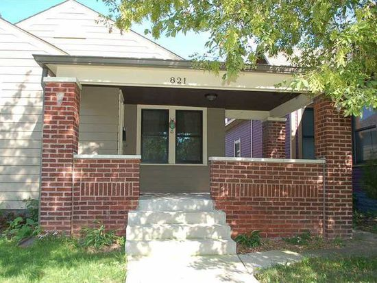821 Jefferson Ave, Indianapolis, IN 46201