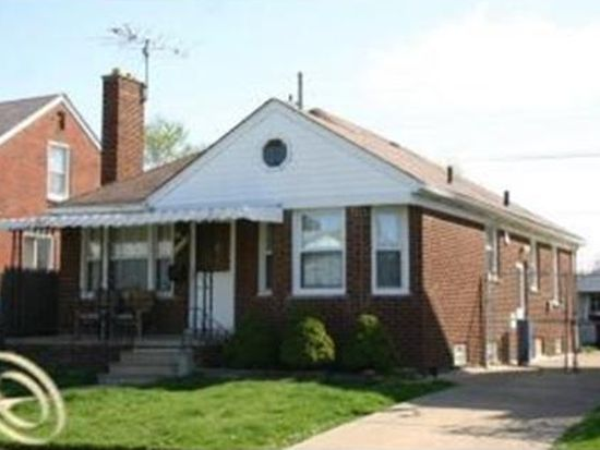 6834 Greenview Ave, Detroit, MI 48228
