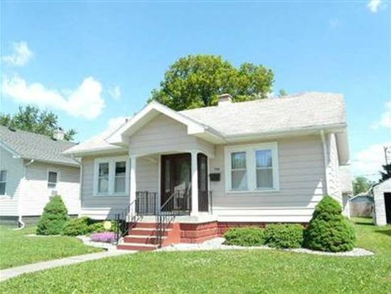 808 E 32nd St, Anderson, IN 46016