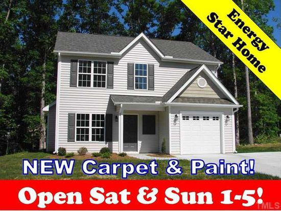 133 Richmond Run, Stem, NC 27581