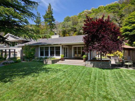 18 Heather Way, Mill Valley, CA 94941