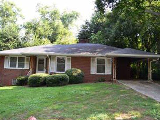 1977 Ridgewood Dr NE, Atlanta, GA 30307