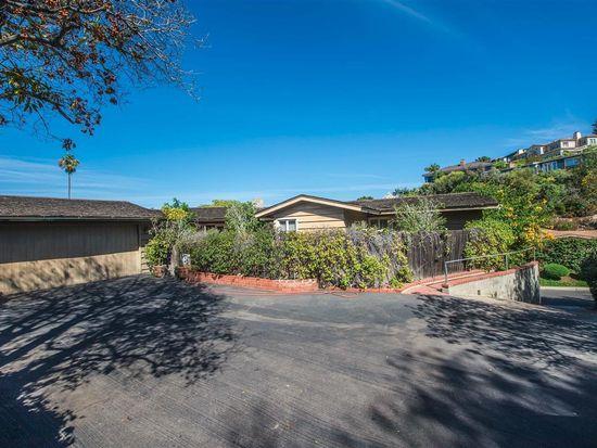 1421 Soledad Ave, La Jolla, CA 92037