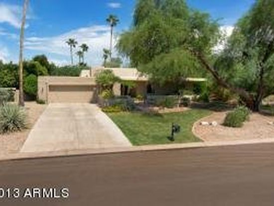 9837 N 49th Pl, Paradise Valley, AZ 85253