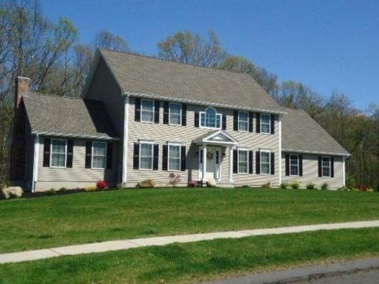 160 Canterbury Cir, East Longmeadow, MA 01028