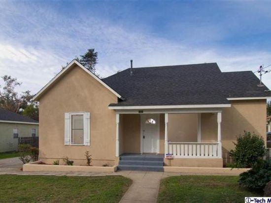 1687 Navarro Ave, Pasadena, CA 91103