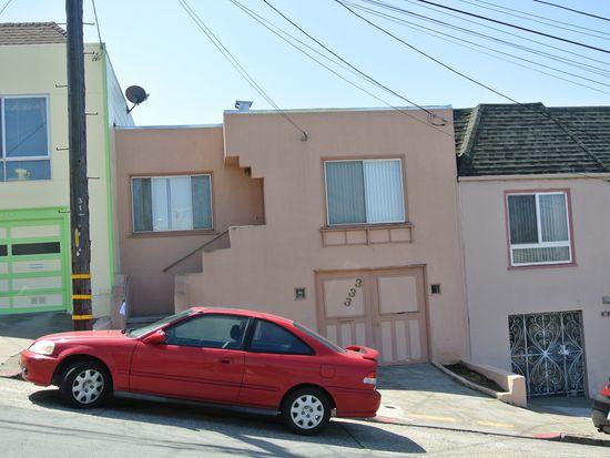 333 Bridgeview Dr, San Francisco, CA 94124
