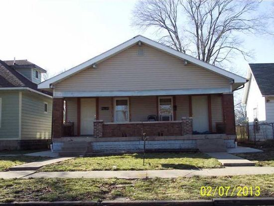 850 N Gladstone Ave, Indianapolis, IN 46201