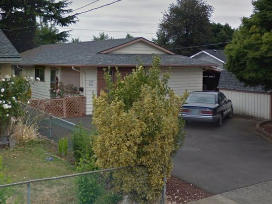 8103-8105 SE Ramona St, Portland, OR 97206