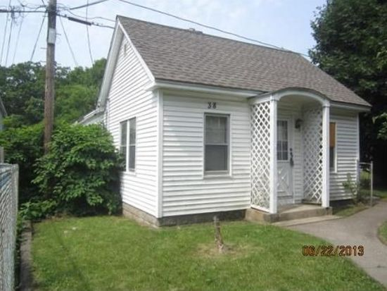 38 Fairfax Rd, Worcester, MA 01610