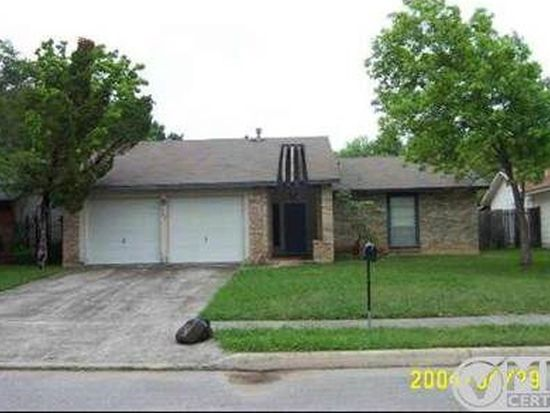 7542 Barryhill St, San Antonio, TX 78238