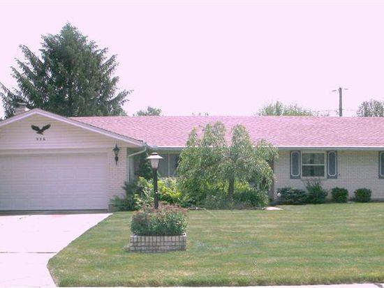 986 Hyde Park Dr, Dayton, OH 45429