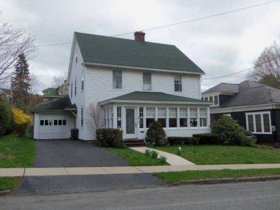 8 Roosevelt Ave, Oneonta, NY 13820
