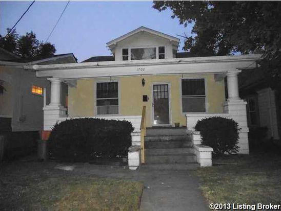 1702 Fernwood Ave, Louisville, KY 40205