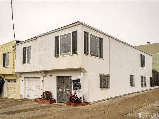 1994 29th Ave, San Francisco, CA 94116
