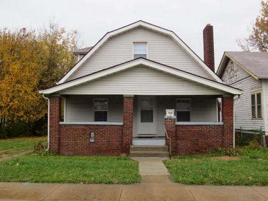 806 W 25th St, Indianapolis, IN 46208