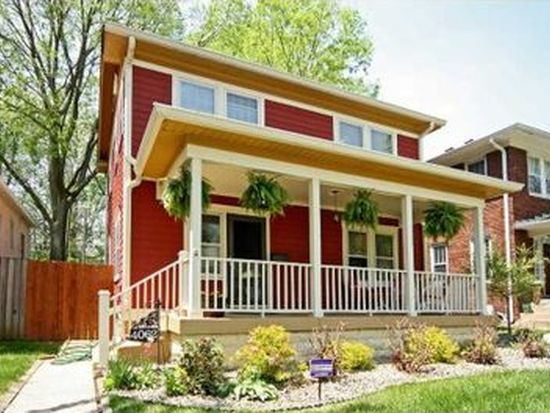 4062 N Capitol Ave, Indianapolis, IN 46208