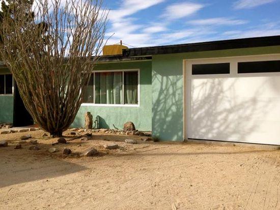 72742 Desert Trail Dr, Twentynine Palms, CA 92277