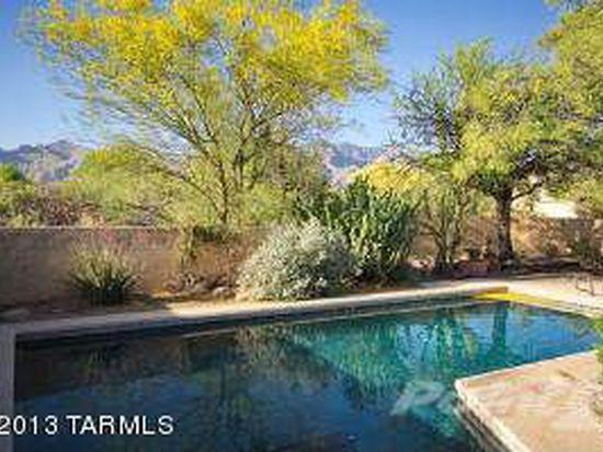 5535 N Entrada Quince, Tucson, AZ 85718