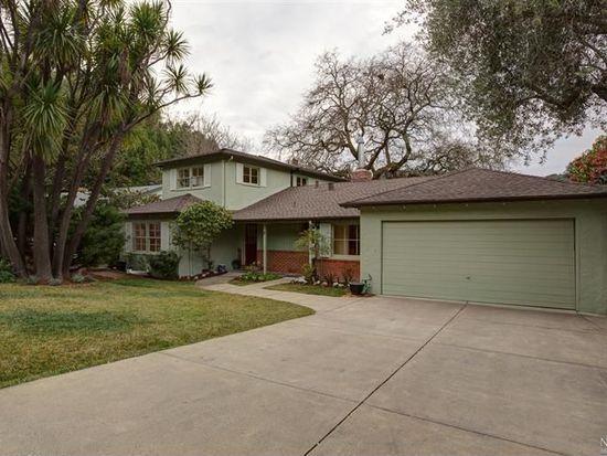 8 San Gabriel Ct, Fairfax, CA 94930
