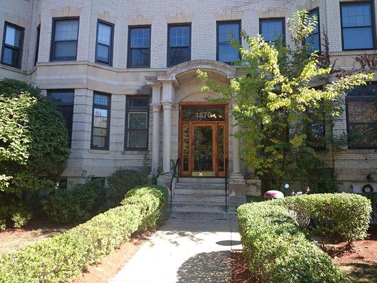 1870 Commonwealth Ave APT 6, Boston, MA 02135
