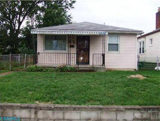 255 E Woodrow Ave, Columbus, OH 43207