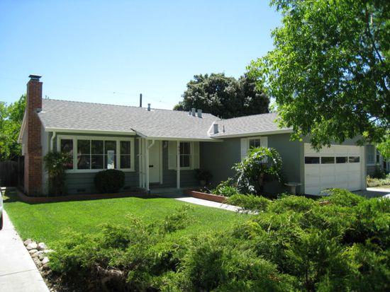 951 Elizabeth Dr, Santa Clara, CA 95050