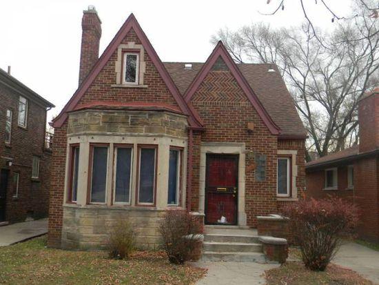 18636 Cherrylawn St, Detroit, MI 48221