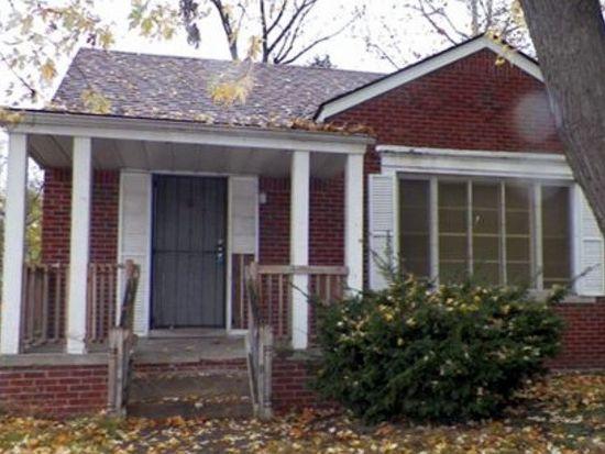 18413 Westmoreland Rd, Detroit, MI 48219