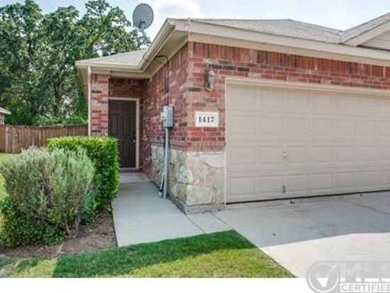 1417 Piedmont Dr, Mansfield, TX 76063