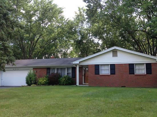 347 E Valley View Dr, Indianapolis, IN 46227