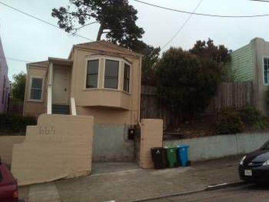 665 Madrid St, San Francisco, CA 94112