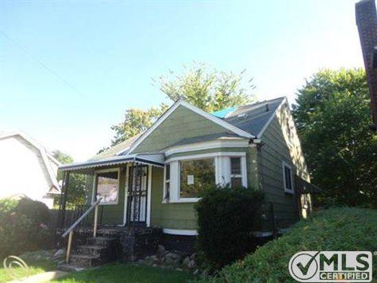 8860 Mendota St, Detroit, MI 48204