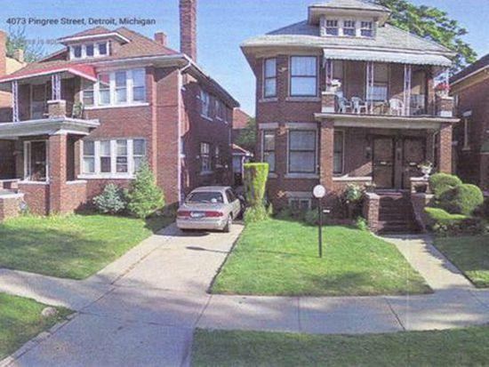 4072 Pingree St, Detroit, MI 48204