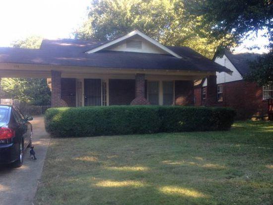 776 Newell St, Memphis, TN 38111