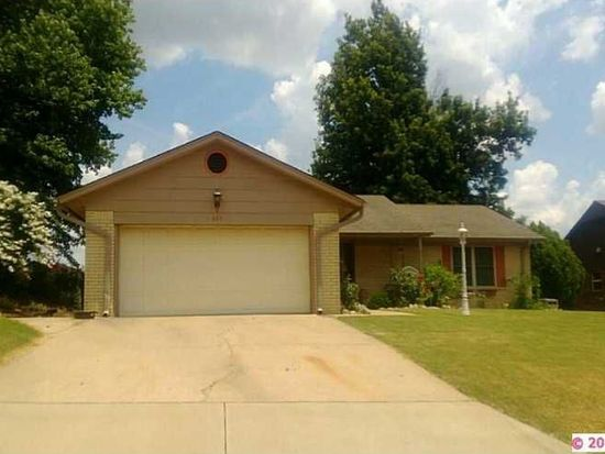 648 S Maywood Dr, Claremore, OK 74017