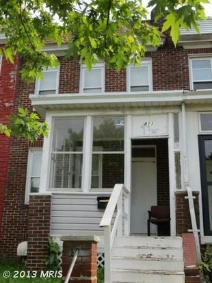 811 Pontiac Ave, Baltimore, MD 21225
