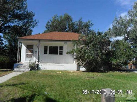 2154 S Boxelder St, Casper, WY 82604