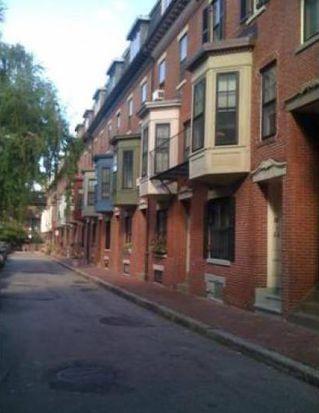 11 Dartmouth Pl UNIT 2, Boston, MA 02116